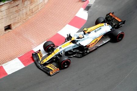 Norris Monaco F1 2021