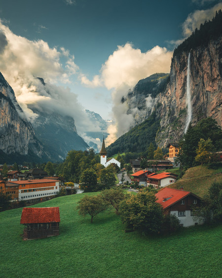 Cuma Cevik Landscapes 11