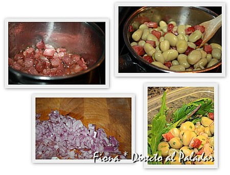 Preparación e ingredientes