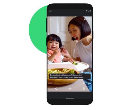 Subtitulos Android 10
