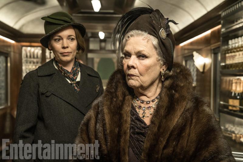 Foto de 'Asesinato en el Orient Express', primeras imágenes (6/10)