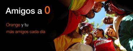 Orange prorroga 'Amigos a cero' hasta el 30 de junio
