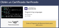 ¿Crees que sirve de algo pagar por una certificación de un curso online? La pregunta de la semana