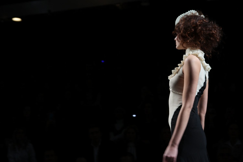 Foto de Alma Aguilar en la Cibeles Madrid Fashion Week Otoño-Invierno 2011/2012 (50/126)