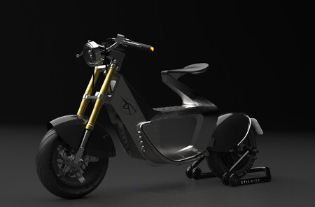 Stilride Scooter Electrico Origami