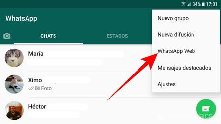 Entra En Whatsapp Web
