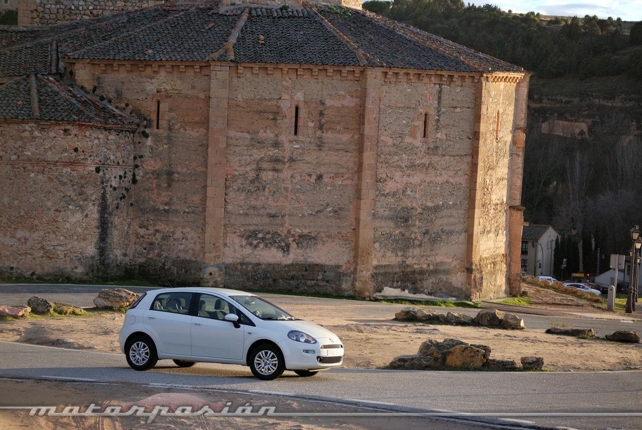 Foto de Fiat Punto 1.4 GLP (prueba) (40/70)