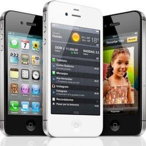 Precio del iPhone 4S: a partir de 629 euros libre