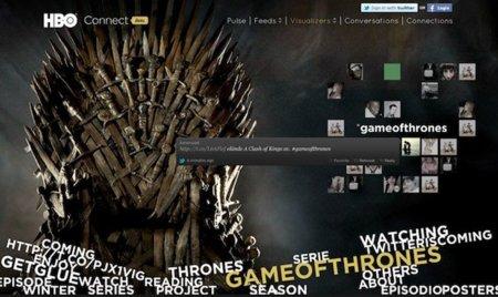 HBO Connect, interesante red social para fans de las series