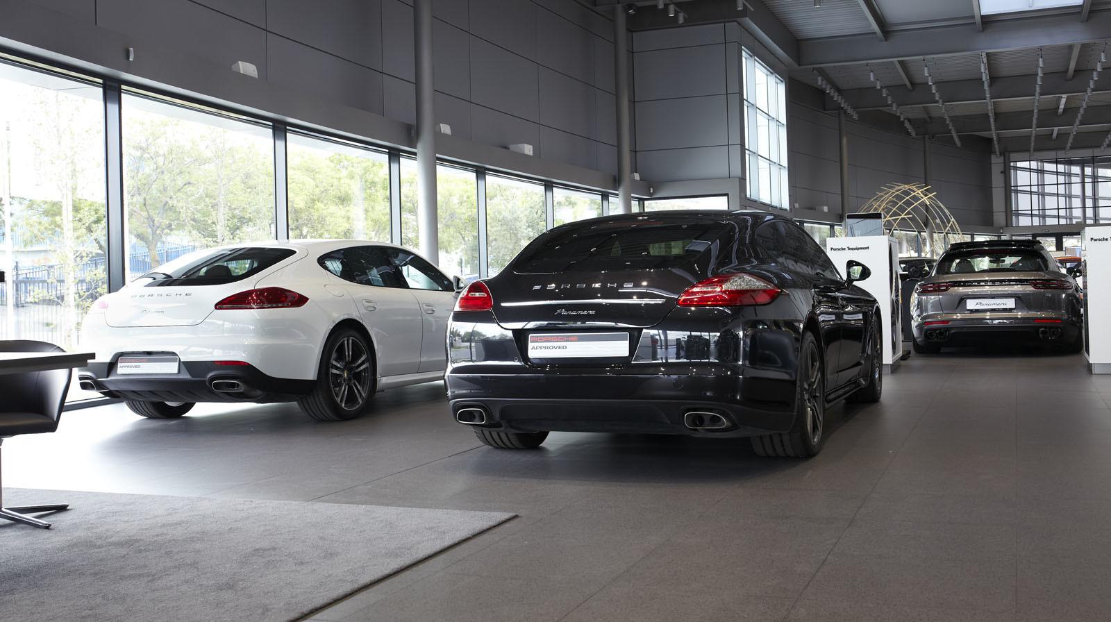 Foto de Centro de Experiencias Porsche Madrid Norte (4/16)