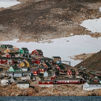 No debería estar lloviendo en Groenlandia: el deshielo ocasionado por la lluvia se ha triplicado en las últimas cuatro décadas