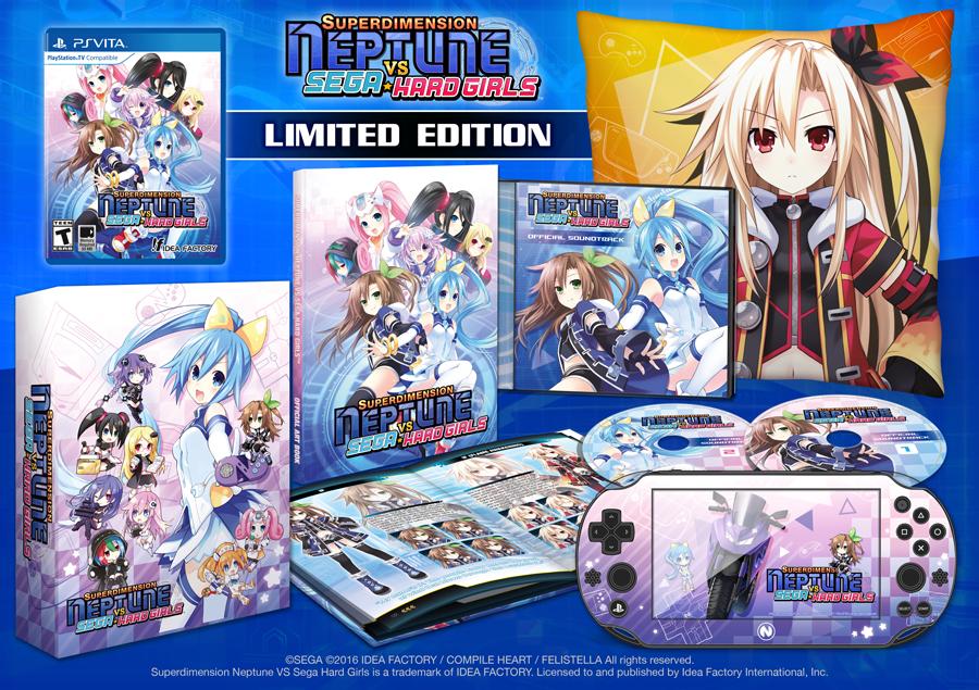 Foto de Superdimension Neptune VS Sega Hard Girls (1/8)