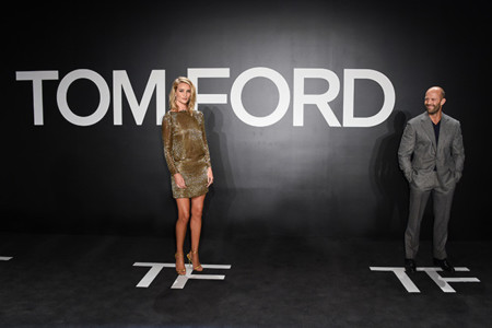 Las celebrities de Hollywood no han querido perderse el desfile de Tom Ford