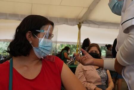 Vacunacion Covid 19 Cdmx Adultos 50 59 Anos 60 Anos Primera Segunda Dosis