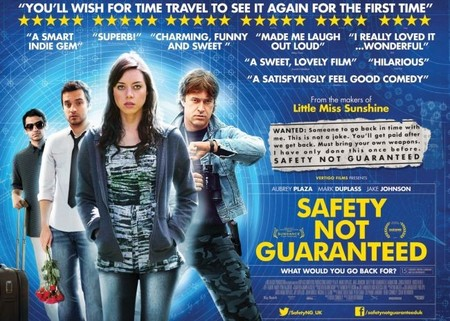 Freakemacine 2013 (IV): 'Safety Not Guaranteed', recordando a Jess Franco y 'God Bless America'