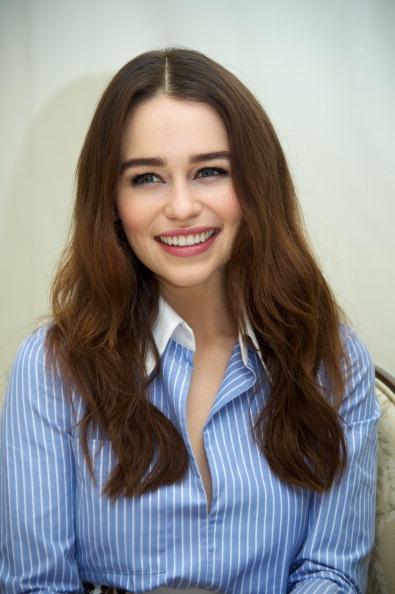 Camisa Emilia Clarke