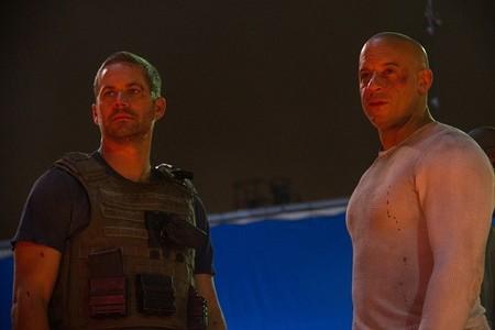 La última escena de Paul Walker en 'Fast & Furious 7', la imagen de la semana