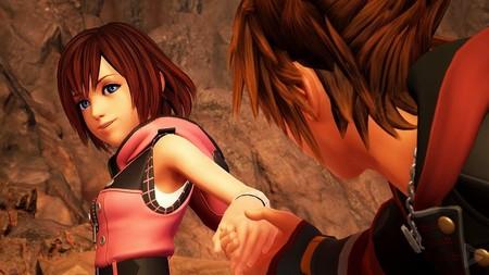 Kairi se convierte en un personaje jugable en el DLC ReMIND de Kingdom Hearts III (y ya tenemos fecha)