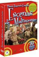 Escenas de Matrimonio en DVD
