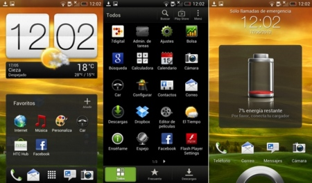HTC One S software