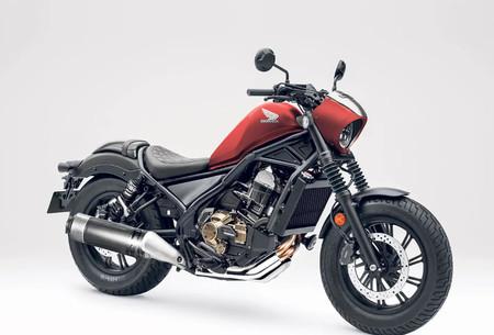 Honda podría estar preparando una Rebel 1100 para convertirse en la alternativa japonesa a Harley-Davidson e Indian