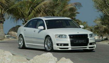 Audi A8 Kompressor por JE Design