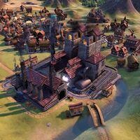 Civilization VI recibe un mod inspirado en Civilization V que te permite incorporar nuevas maravillas nacionales