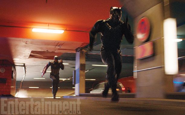 Foto de 'Capitán América: Civil War', nuevas imágenes oficiales (7/8)