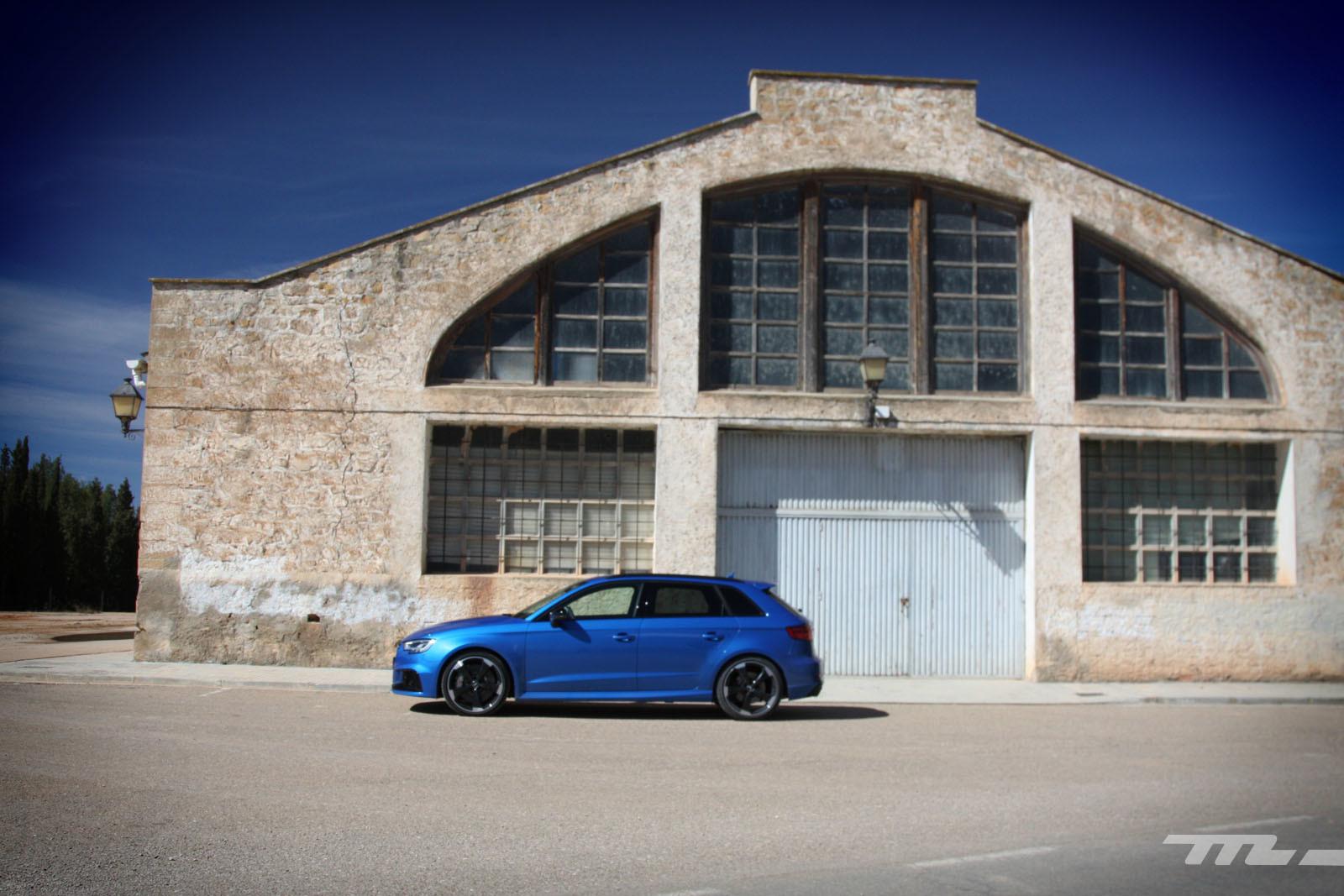 Foto de Audi RS3 Sportback (prueba) (21/31)