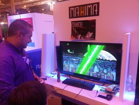 Madrid Games Week 2014 (Maxxima)