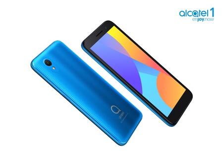 Alcatel 1 2021: un Android Go modesto, muy compacto y con un precio muy agresivo
