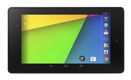 El nuevo Nexus 7 con LTE ya está disponible en Estados Unidos