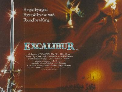 Cine en el salón: 'Excalibur', Boorman de leyenda
