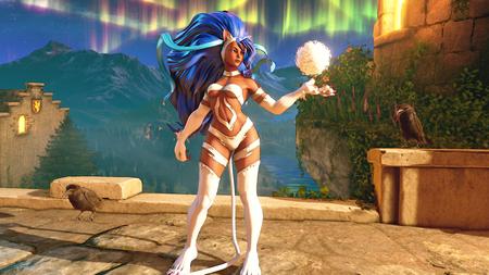 Street Fighter V vestirá de Darkstalkers a Chun-Li y otros World Warriors justo a tiempo para Halloween