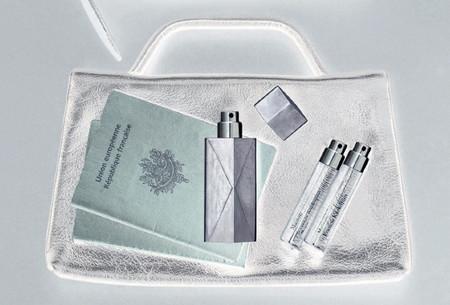 Globe Trotter de Francis Kurkdjian, ¿se os ocurre una forma más chic para que viaje vuestro perfume?
