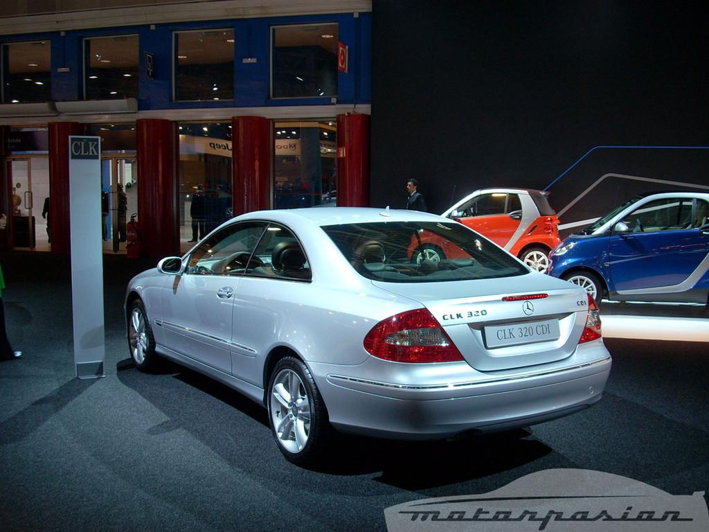 Foto de Mercedes-Benz en el Salón de Madrid (27/40)