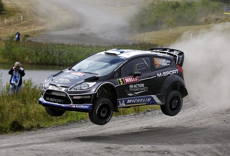 Tanak WRC 2012