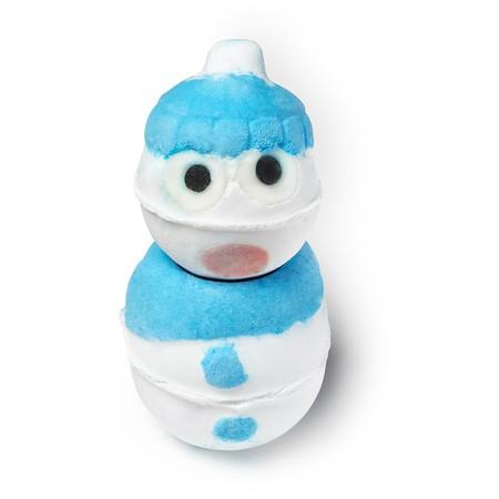 Lush Snowman Bomb Bomb Bath Bomb