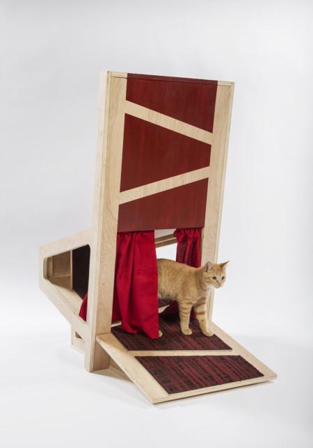 Cat Houses 5