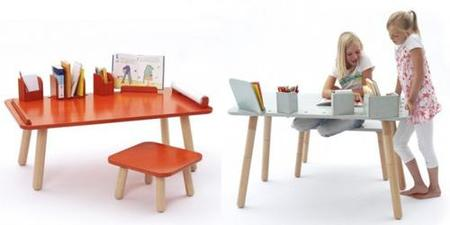 Growing table, la mesa que crece con tus hijos
