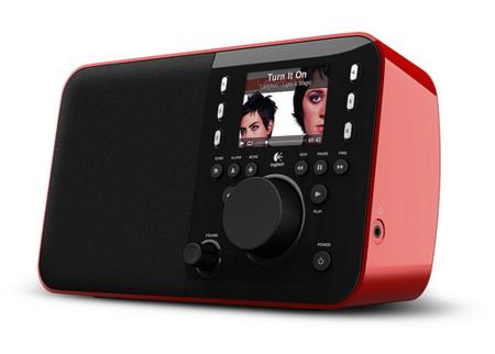 Logitech Squeezebox Radio y Squeezebox Touch, música desde cualquier lugar