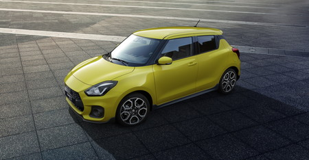 Suzuki Swift Sport 2018 3