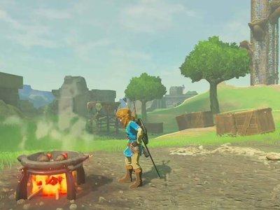 Chef of the Wild, la aplicación con todas las recetas de The Legend of Zelda: Breath of the Wild