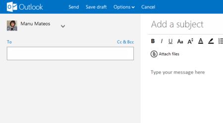 Outlook.com alcanza un millón de cuentas en sus primeras seis horas