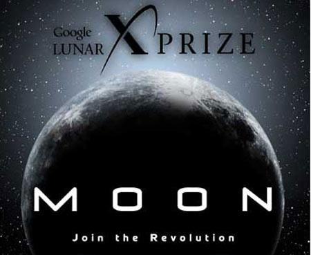 Google patrocina un concurso naves espaciales