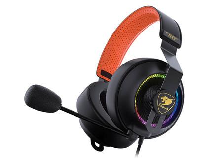 Cougar tiene nuevos auriculares gaming, los Phontum Pro, un modelo capaz de virtualizar sonido sonido 7.1