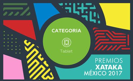 Mejor tablet, vota por tu preferido para los Premios Xataka México 2017