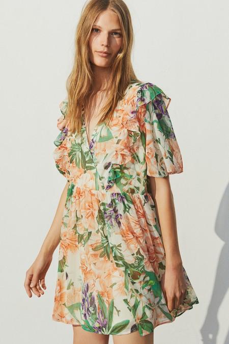 Vestidos Flores Verano 2020 09