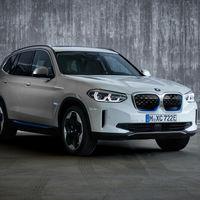 BMW iX3 por fin da el paso a producción: 258 hp y autonomía de 459 km