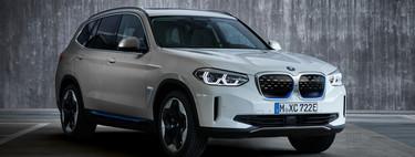 BMW iX3 por fin da el paso a producción: 286 hp y autonomía de 459 km